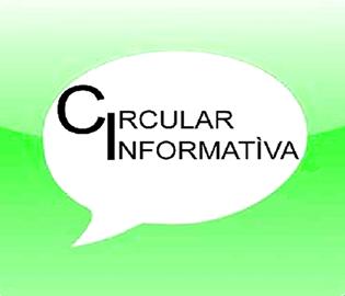 CIRCULAR INFORMATIVA-18