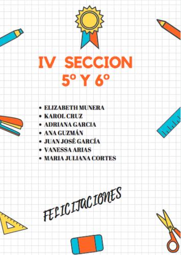 IV SECCION